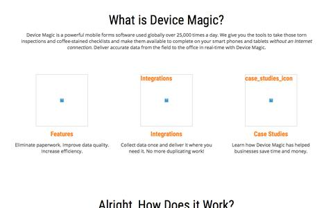 | Device Magic | Mobile Forms Software Solution
