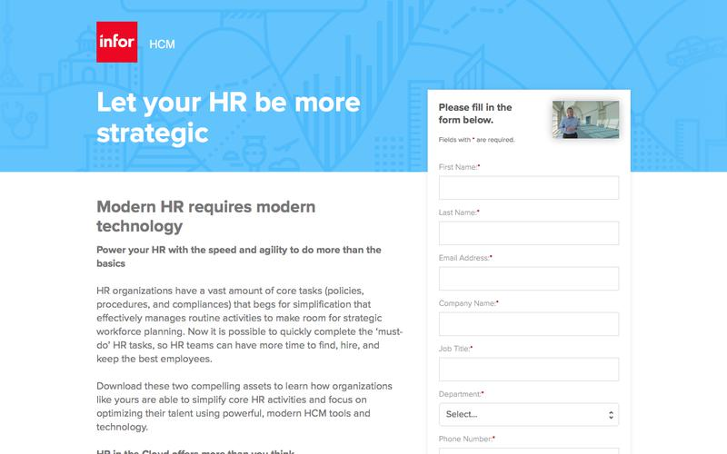 Let your HR be more strategic