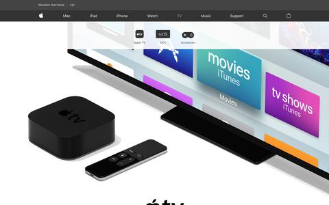 TV - Apple