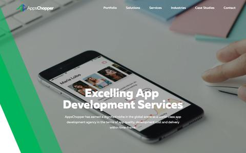 App Development Company: Offer Apps Design & Development Services