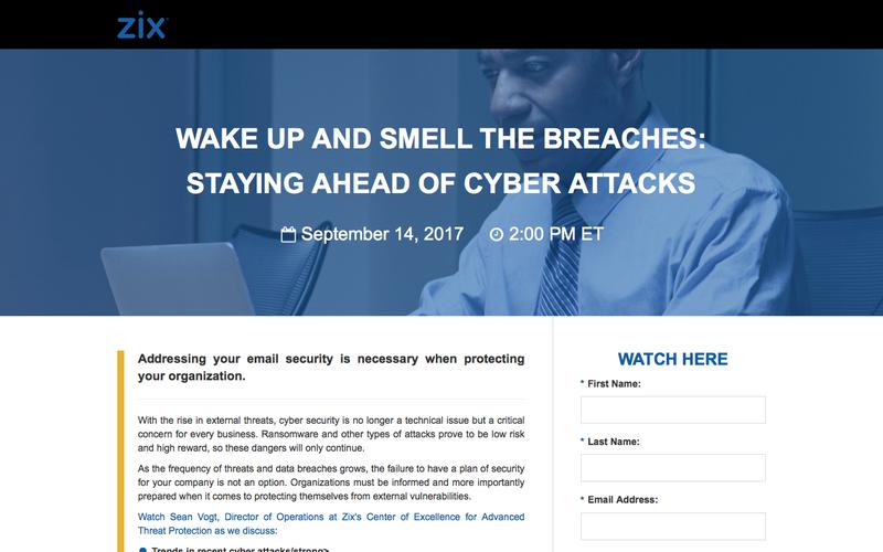 Webinar | Wake Up and Smell the Breaches