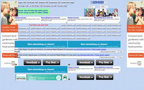 freetool4u com's Web Marketing Designs | Crayon