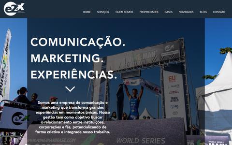 E2X | Comunicação, Marketing, Experiências