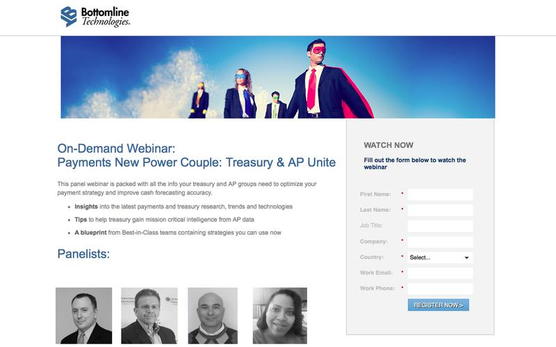 Webinar: Payments' New Power Couple: Treasury & AP Unite