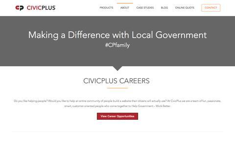 CivicPlus Employment Opportunities | Manhattan, KS and Remote