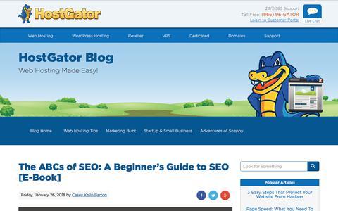 HostGator Web Hosting Blog   Gator Crossing