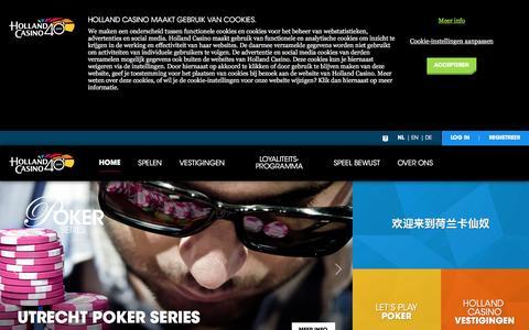 Home - Holland Casino