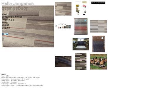 Screenshot of Hours Page jongeriuslab.com - Hours |Jongeriuslab design studio - captured March 5, 2016