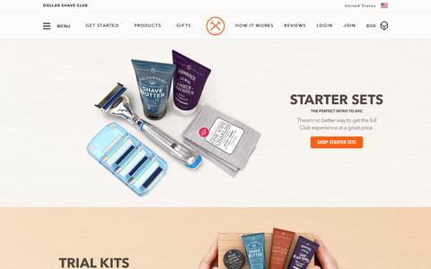 dollar shave club s web marketing designs crayon