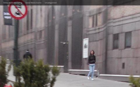 Screenshot of Home Page yatmedia.com - YatMedia | Social Media – Run By Grown-ups - captured Oct. 4, 2014