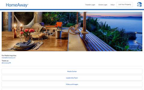 About HomeAway | HomeAway