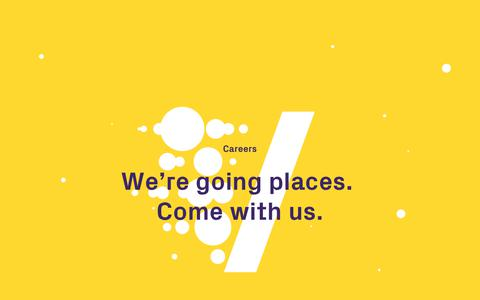 Screenshot of Jobs Page vungle.com - Careers and People | Vungle - captured March 16, 2019