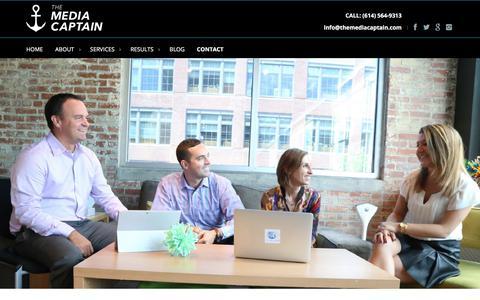 Digital Marketing Agency + Web Design Columbus | Media Captain