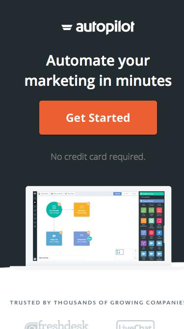 Marketing Automation Software | Autopilot