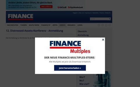 DAK | Anmeldung-FINANCE Magazin