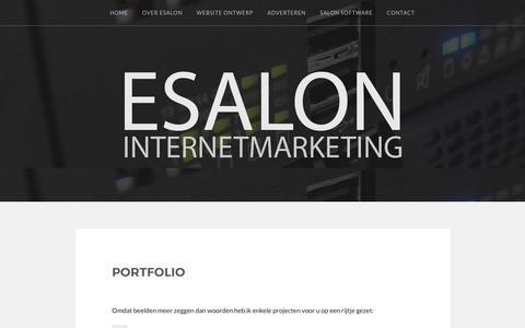 Portfolio – ESALON Internetmarketing