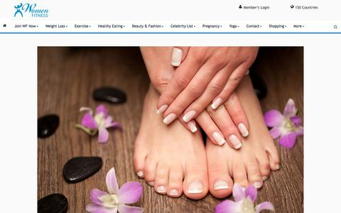 Hand & Foot Care - Women Fitness