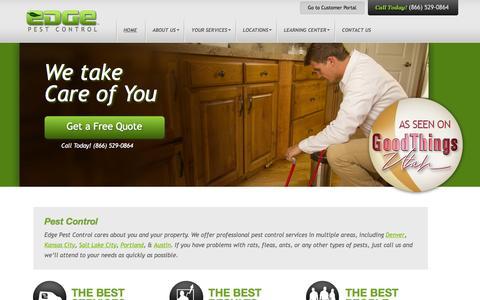 Pest Control | Edge Pest Control