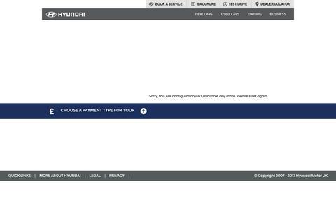 Configure your Hyundai i30 tourer   Hyundai UK