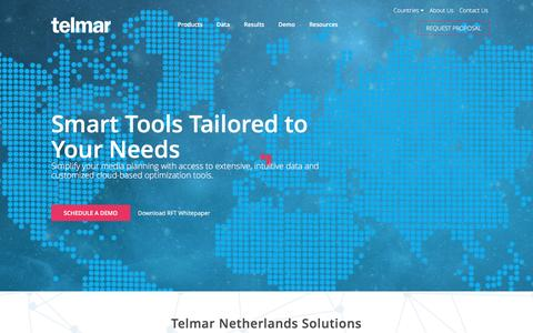 Netherlands - Media Planning - Telmar