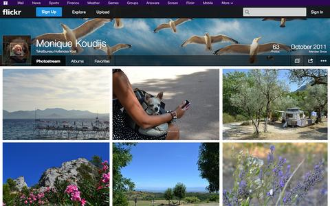 Screenshot of Flickr Page flickr.com - Flickr: Tekstbureau Hollandse Kost's Photostream - captured Oct. 22, 2014