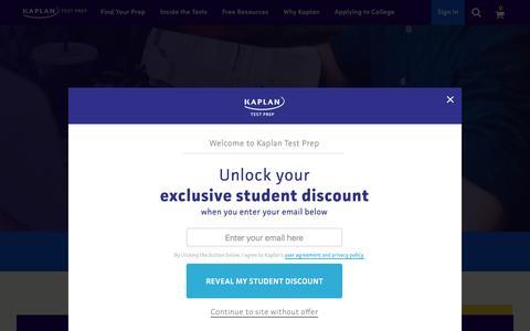 SAT Prep | SAT Test Prep | Kaplan Test Prep
