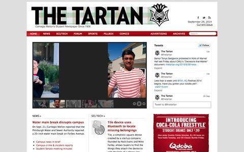 The Tartan Online