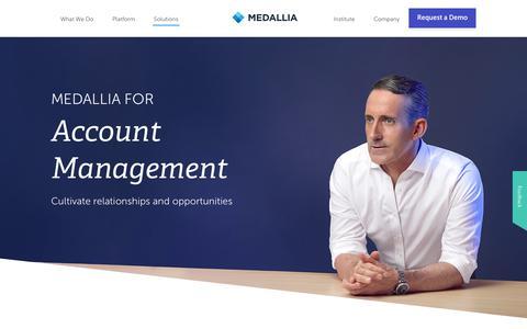 Customer Retention Solution | Medallia