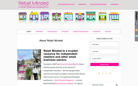 About Retail Minded