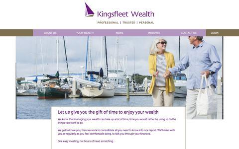 Home - Kingsfleet Wealth