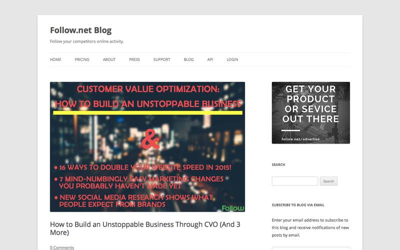 How to Build an Unstoppable Business Through CVO (And 3 More) | Follow.net Blog