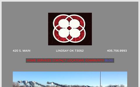 Screenshot of Blog hineslocationlighting.com - Blog — Hines Location Lighting - captured Sept. 30, 2014