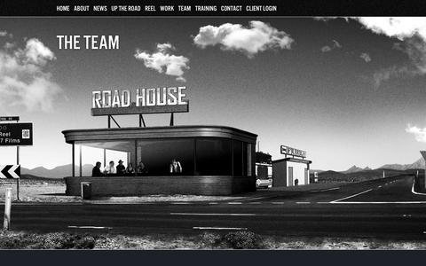 Screenshot of Team Page 57films.com.au - 57 Films - captured Oct. 27, 2014