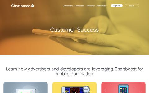 Masters of mobile marketing | Chartboost