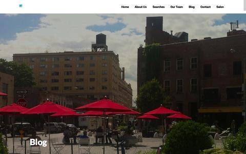 Screenshot of Blog andersen.agency - Andersen Agency  » Blog - captured Oct. 29, 2014