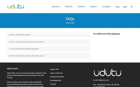 Learn About Udutu's LMS Solutions | Udutu