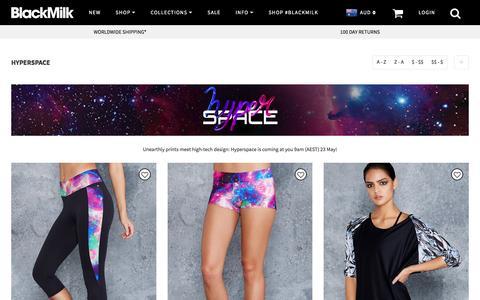 HyperSpace – Black Milk Clothing