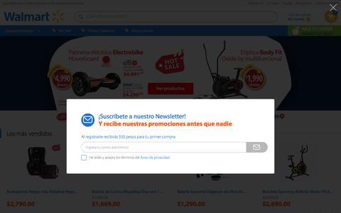 Walmart Tienda en línea | COMPRA miles de productos al mejor precio