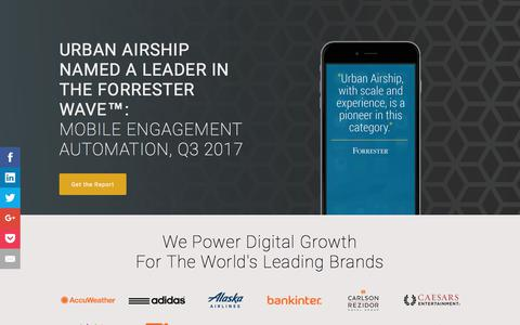 Grow Mobile, Grow Your Business | Urban Airship