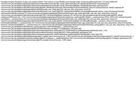 Screenshot of About Page jhu.edu captured July 2, 2015