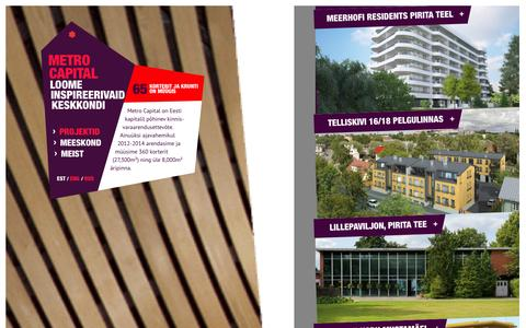 Screenshot of Team Page metrocapital.eu - Metro Capital | We Develop Places that Inspire - captured Oct. 27, 2014