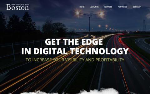 Boston Web design and SEO |