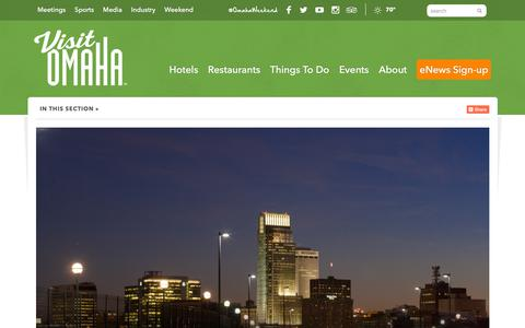 Screenshot of Jobs Page visitomaha.com - Omaha Hotels, Restaurants, Things to Do – Careers - captured Sept. 26, 2018
