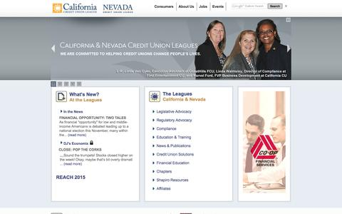 California and Nevada Credit Union Leagues