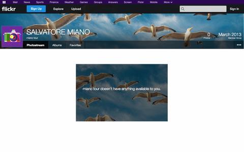 Screenshot of Flickr Page flickr.com - Welcome to Flickr! - captured Oct. 27, 2014