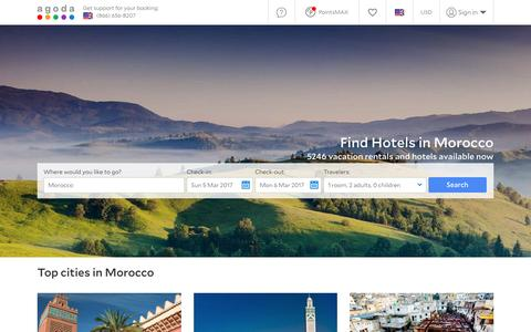 Morocco Hotels - Online hotel reservations for Hotels in Morocco