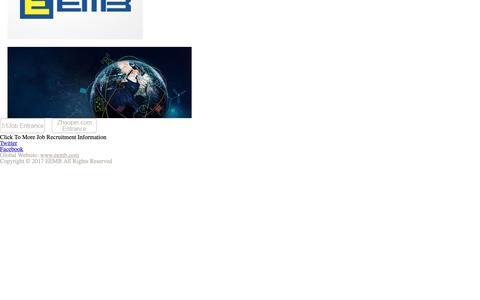 Screenshot of Jobs Page eemb.com - EEMB - Careers - captured Dec. 13, 2018