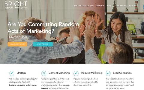 Inbound Marketing Agency | B2B Lead Generation | Linkedin & Content Marketing | Inbound Sales