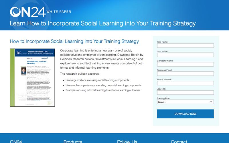 How to Incorporate Social Learning into Your  Training Strategy