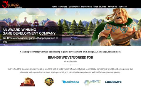 Game Development Company in India | Hire Game Developers in USA, UK